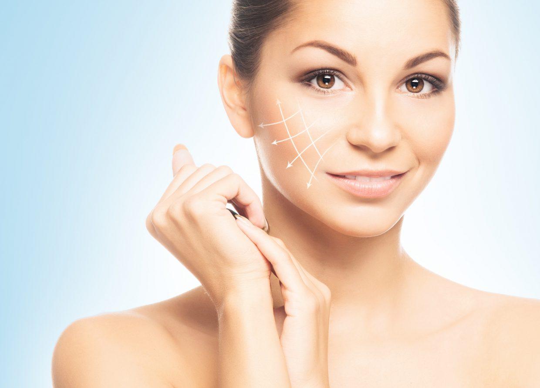 pielęgnacja twarzy i okolic oczu