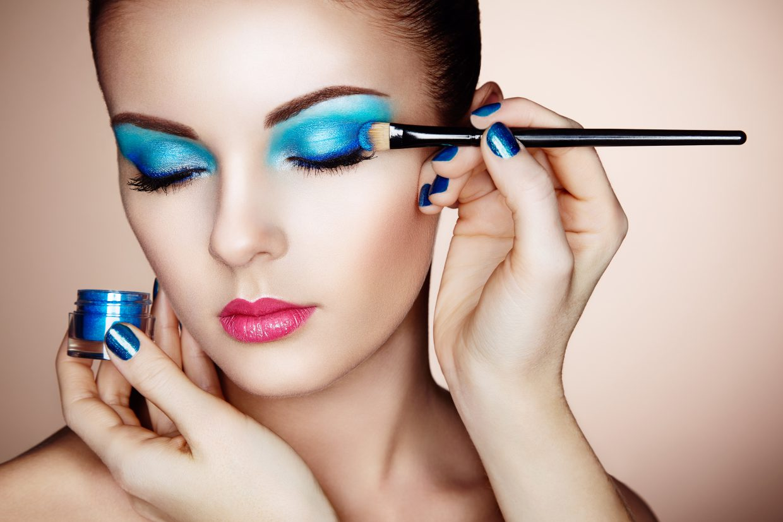 makijaż wieczorowy